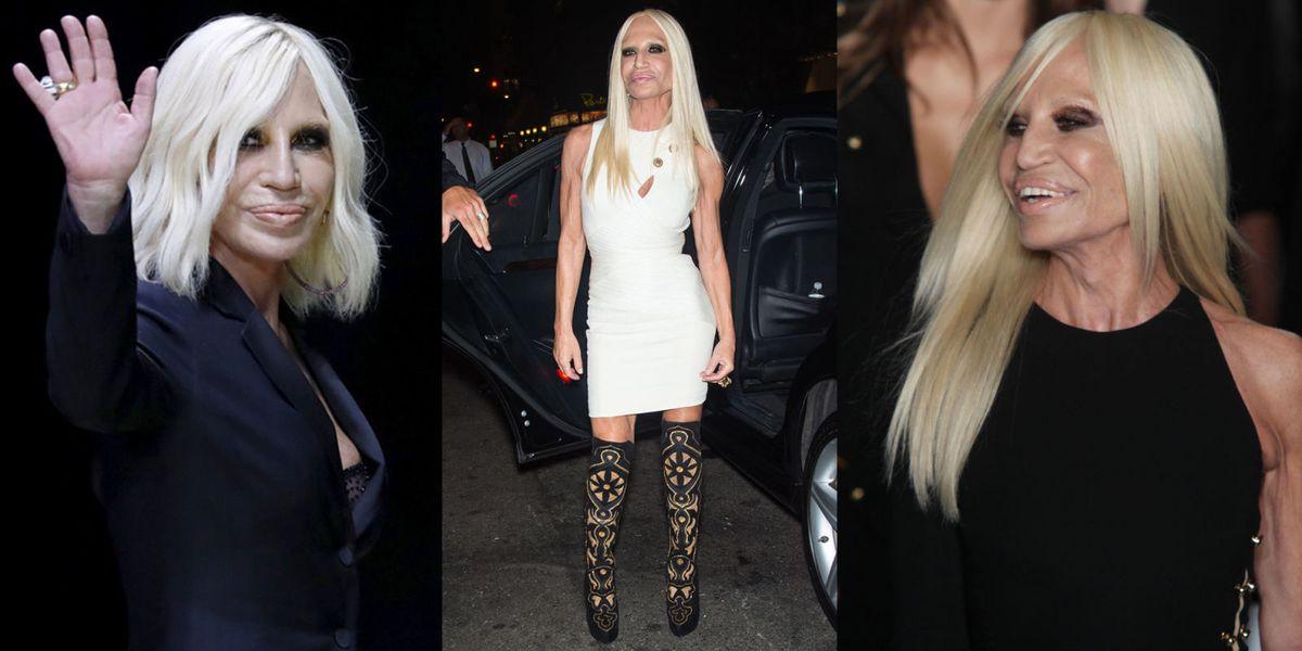 34 frasi di Donatella Versace che cambiano la tua idea dello stile e non solo