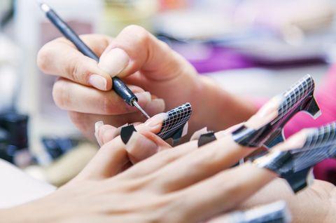 Unghie Gel Vantaggi E Svantaggi Della Manicure Impeccabile
