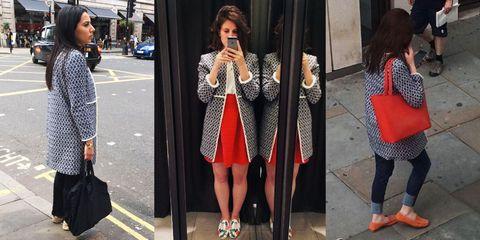 the latest 42324 fe97d thatcoat il cappotto di Zara che sta facendo impazzire tutta ...