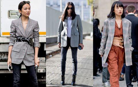 the latest 476ac 30f28 5 giacche donna dal blazer ai bomber di moda per l'inverno 2017