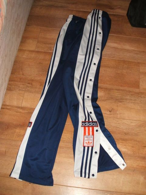 pantaloni adidas in acetato