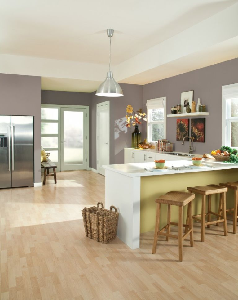Come Tinteggiare La Cucina. Cool Colori Di Tendenza Per Pareti Come ...