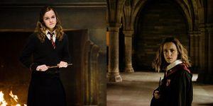 hermione granger sosia