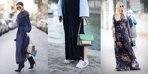 5 abbinamenti per indossare alla grande gli abiti lunghi da giorno