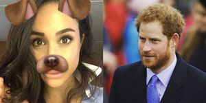 Meghan Markle principe harry instagram