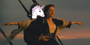 emoji unicorno