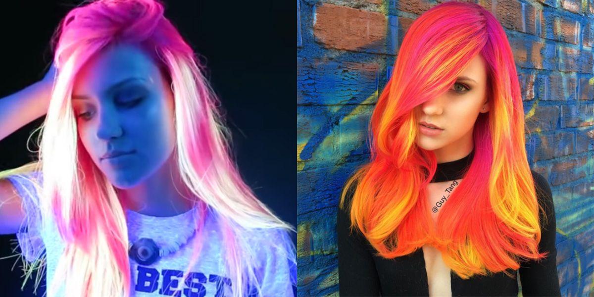 LiteBritehair  il nuovo trend dei capelli colorati in versione ... 9efb595b174c