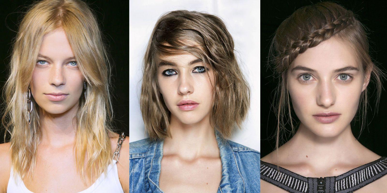Taglio capelli per ragazze alte