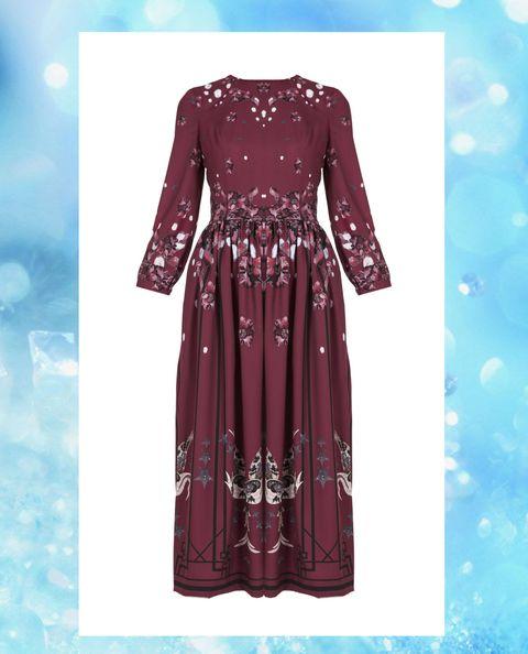 f8fe67a12724 10 abiti eleganti corti e lunghi per la sera di Capodanno 2017