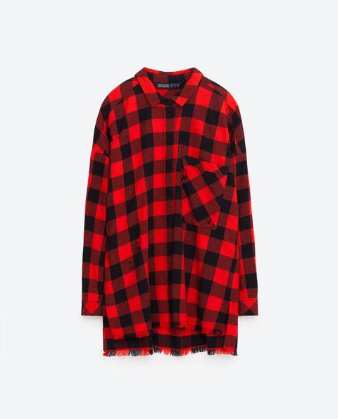 newest collection 6101f 2aa35 Camicia a quadri rossa e nera: 4 modi glam per indossarla