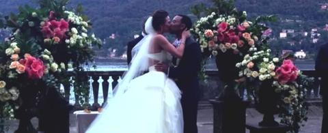 """<p>Nel video per la canzone di John Legend <em data-redactor-tag=""""em"""" data-verified=""""redactor"""">All of Me</em>, ispirata a Chrissy Teigen, ci sono anche alcune foto del matrimonio celebrato a Cernobbio, sul lago di Como, il 14 settembre 2013.<span class=""""redactor-invisible-space"""" data-verified=""""redactor"""" data-redactor-tag=""""span"""" data-redactor-class=""""redactor-invisible-space""""></span></p>"""