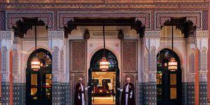 mamounia- hotel- marrakech- marocco