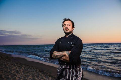 arriva unto e bisunto il film sulla storia vera di chef rubio