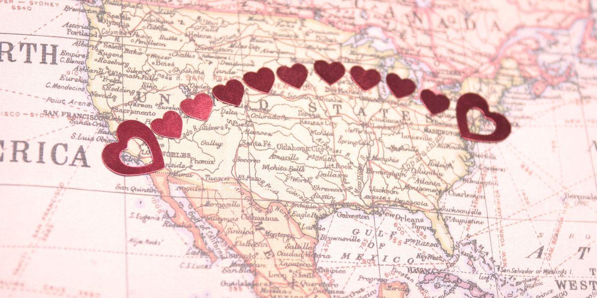 12 vantaggi di una relazione a distanza
