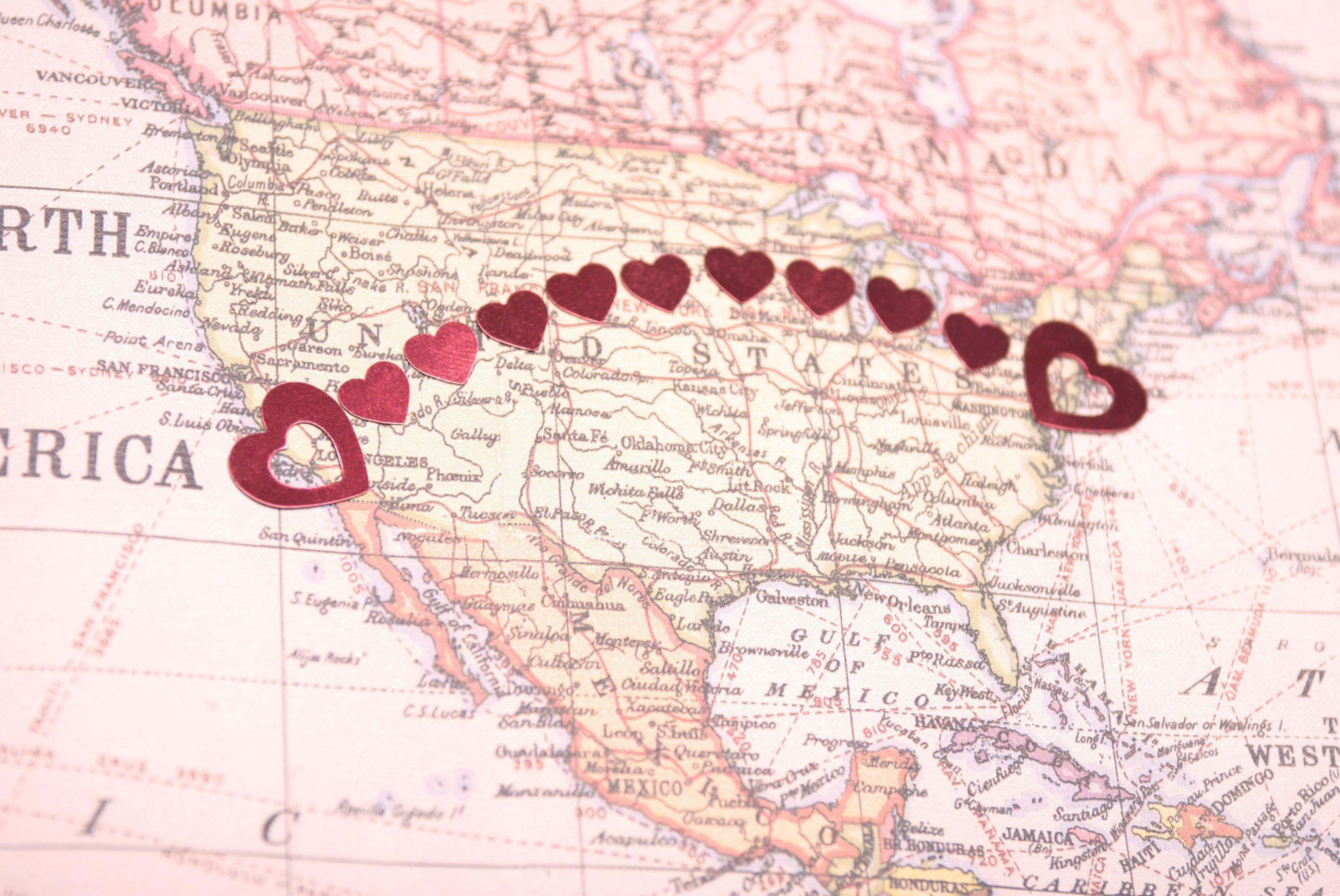 Idee di appuntamenti per le coppie di lunga distanza