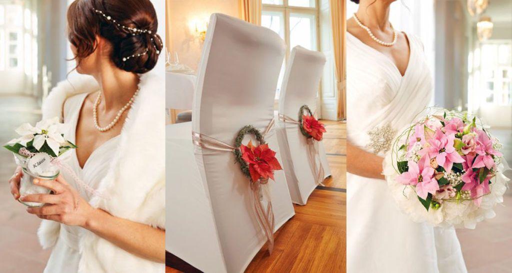 Bouquet Natalizio Matrimonio : Matrimonio invernale i consigli per chi si sposa con il freddo
