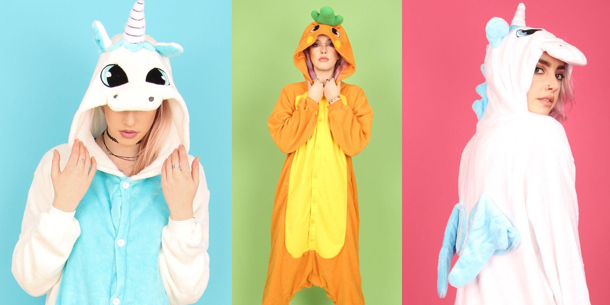 vendita calda online 08cce e3f6a Kigurumi è la tuta intera a forma di animale con cui essere ...