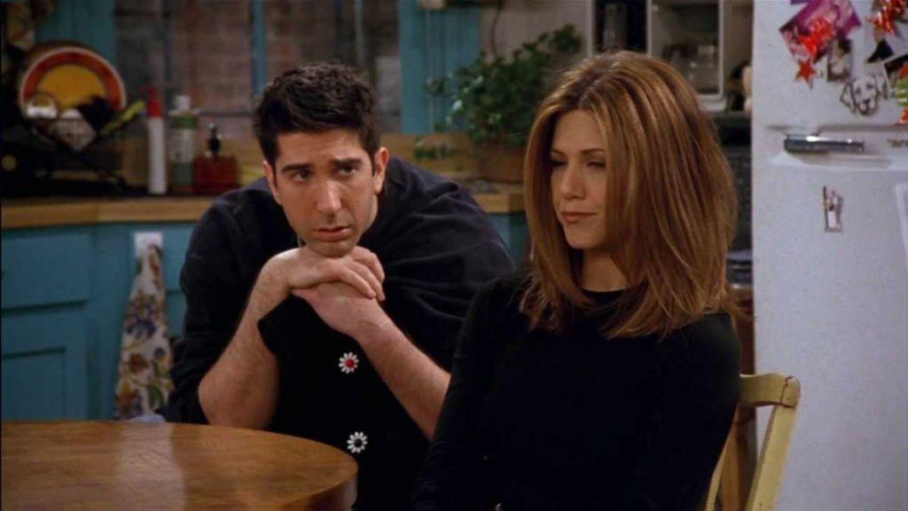 Quando ha fatto Ross e Rachel iniziano incontri Lexapro incontri