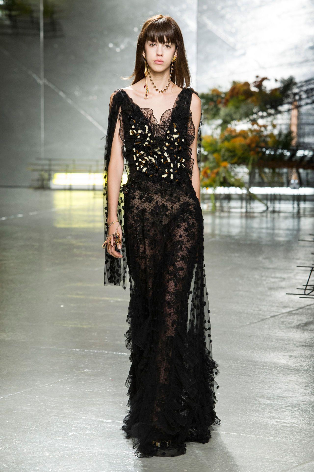 Vestiti lunghi eleganti neri   Stile e bellezza   Total