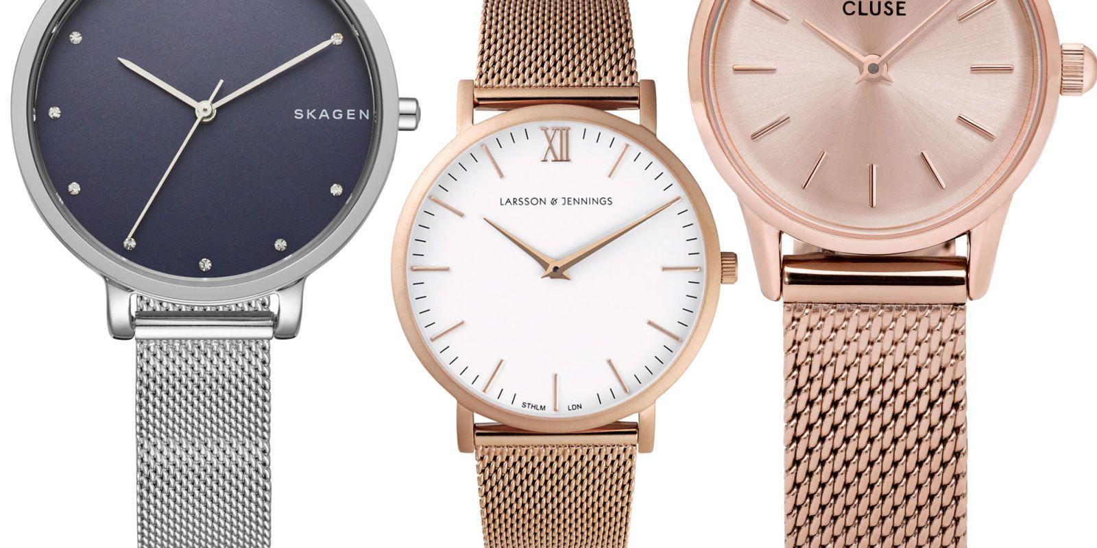 Gran ritorno dell 39 orologio da donna con cinturino in for Immagini orologi da polso