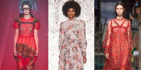 22e621a6d1dc Guarda i vestiti lunghi e gli abiti da sera eleganti di tendenza moda per  la primavera