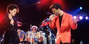 George Michael le foto più belle