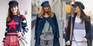 Il cappello da marinaio è il berretto da navigatore esperto, blu navy o grigio sale e pepe, è l'accessorio con cui salpare sulle onde dello stile