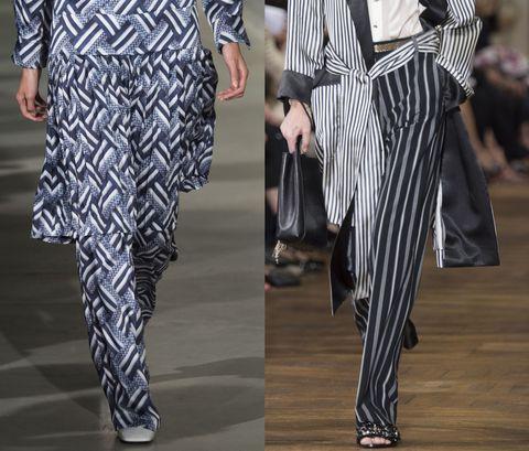 d3288b1f5dcb16 Pantaloni a palazzo: come abbinarli per essere chic