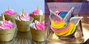 cupcake unicorni instagram