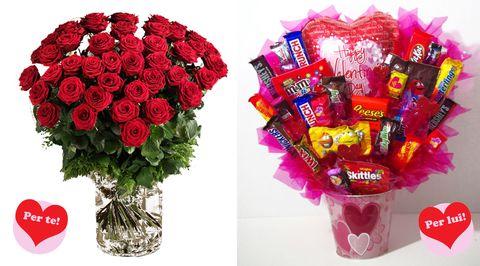 Vuoi stupirlo a San Valentino? Osserva le sue passioni, intrecciale con le tue e dividile di nuovo per due: se adorate il cioccolato ma tu non vuoi ingrassare la soluzione c'è. E qui di soluzioni ce ne sono almeno 30.