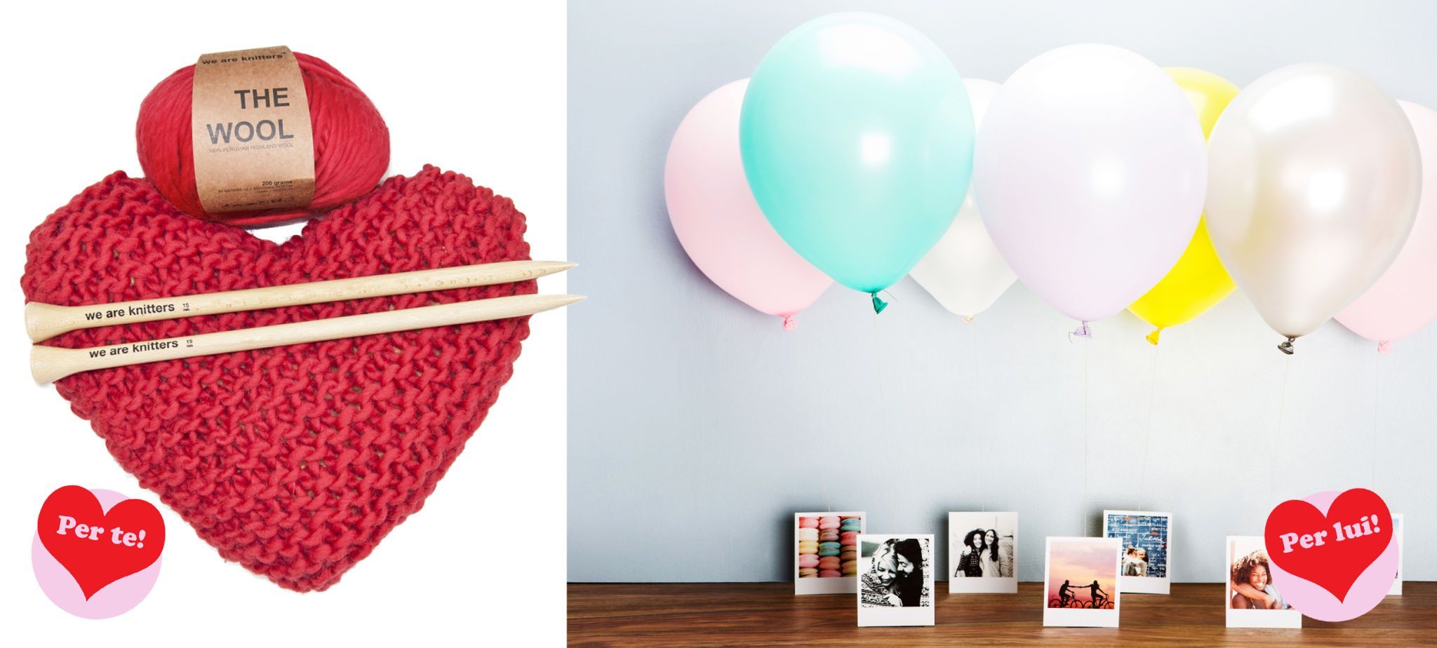 Vuoi stupirlo a San Valentino? Osserva le sue passioni, intrecciale con le  tue e