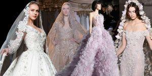 abiti sposa parigi haute couture primavera estate 2017