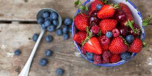 scopri quali sono i cibi antiossidanti anticancro