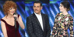 Sul palco dell'Ariston sfilano i look e gli abiti di cantanti, ospiti e conduttori a cui facciamo volentieri i raggi x: guardiamoli insieme