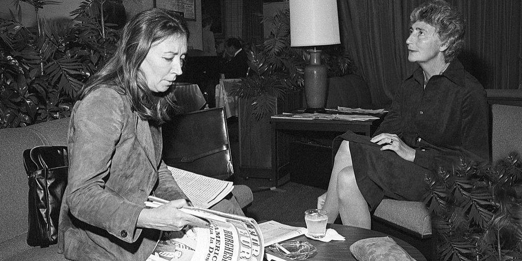 Frasi Sulla Delusione Fallaci.Oriana Fallaci 10 Frasi Celebri Da Condividere Con Gli Amici