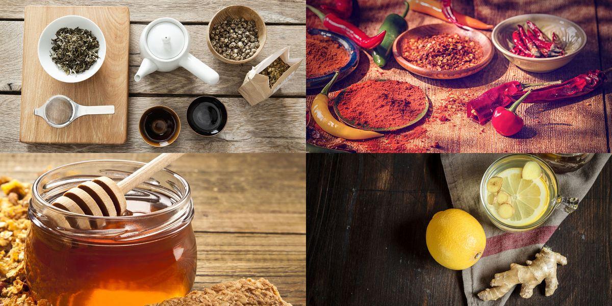 10 rimedi che devi provare contro il mal di gola e per far passare la tosse
