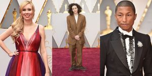 Sul red carpet degli Oscar 2017 sfilano anche i look meritevoli del premio Bucce di Banana: l'edizione numero 89 della notte più lunga di Hollywood ci ha regalato tantissimi spunti creativi.
