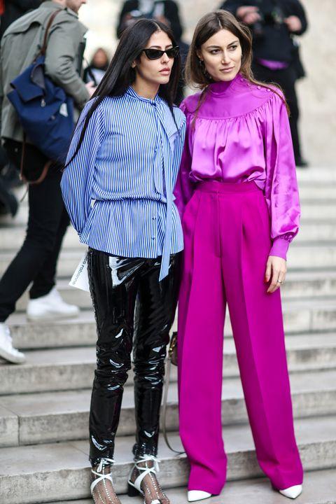 I pantaloni fluidi, in seta o jersey sono la quintessenza di un look perfetto, elegante e comodo: leggi le 12 regole d'oro con gli abbinamenti giusti per la primavera estate 2017