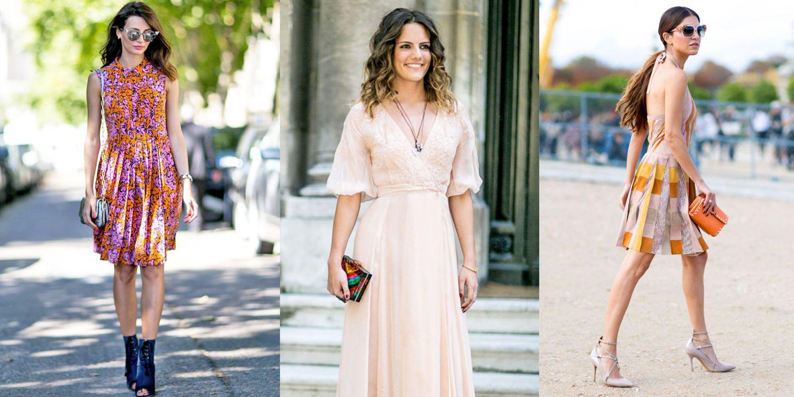 Matrimonio Sulla Spiaggia Outfit : Outfit matrimonio per l invitata i look moda primavera estate