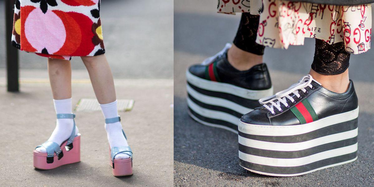 top fashion 7aab2 7f3a8 Zeppe e sandali con il plateau: 7 errori da non commettere