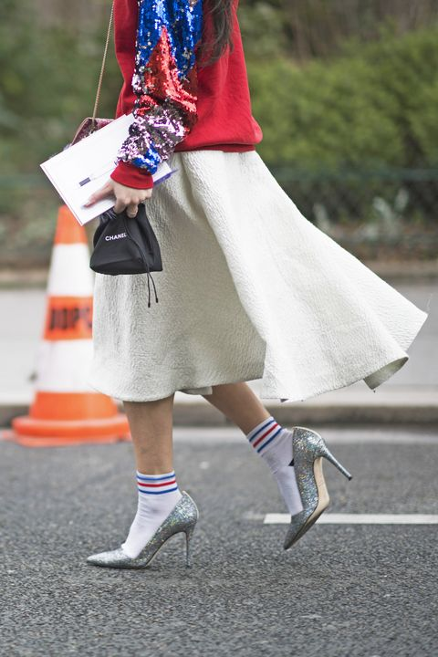 pretty nice 1b2a0 72381 Gonne a ruota: 8 outfit moda primavera estate 2017