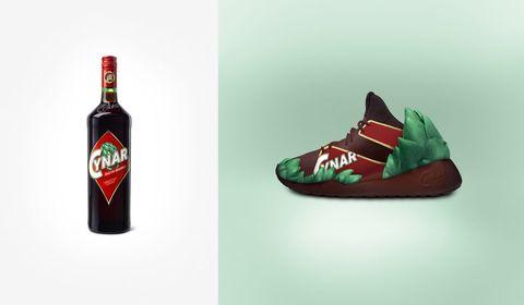 Ti ricordi Superpila, il caffè Paulista o il bagnoschiuma Pino Silvestre? Se hai trent'anni come il designer Gianluca Gimini sei cresciuta con questi prodotti: lui però non ha resistito dal progettare delle sneakers particolari ispirate proprio a questi marchi storici.