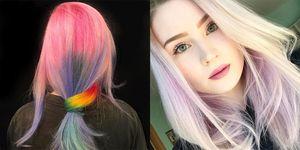 pastel hair instagram
