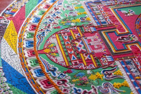 Mandala, il significato e la storia dei disegni tibetani