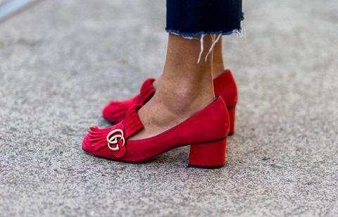 acquisto economico 43d2d d1a6c 10 modelli di scarpe e sandali con tacco basso e largo per la tua ...
