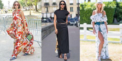 best website 36211 201a9 12 abiti lunghi estivi freschi e chic da indossare da ...
