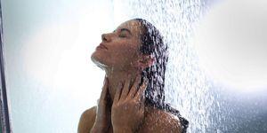 come fare la doccia nel modo giusto