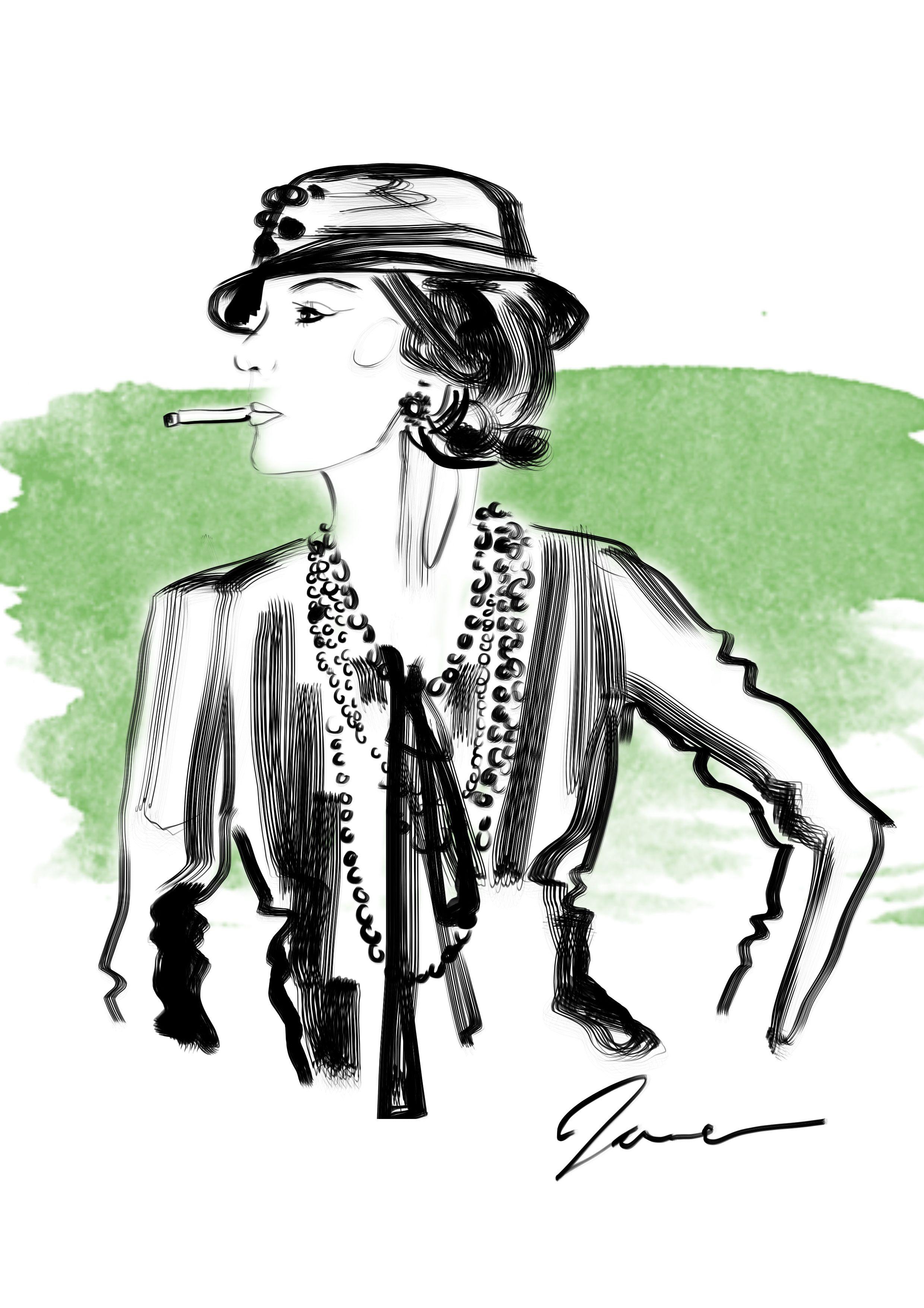 Famoso 7 frasi memorabili di Coco Chanel MV04