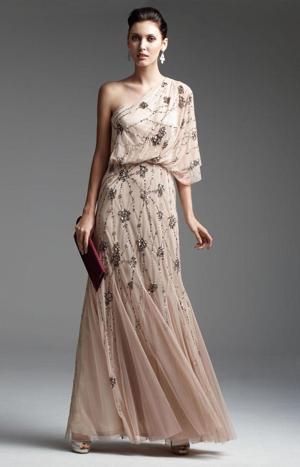 3e8a3342cdf8 Guarda i vestiti lunghi eleganti da principessa moda estate 2017 che puoi  indossare per una cerimonia ...