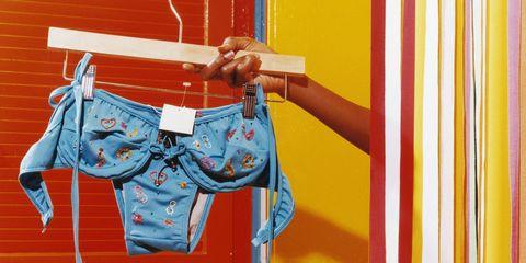 Blue, Textile, Art, Jeans, Visual arts, Electric blue, Denim, Illustration,